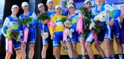 Orica-GreenEdge и Астана назвали состав на Тур де Франс 2016